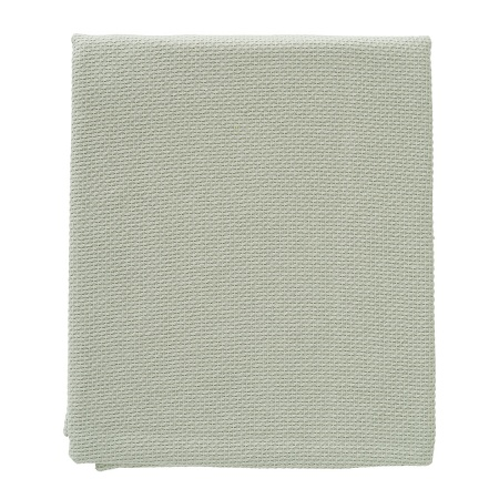 Cottonbaby Wiegdeken Zomer Diamond Wafel Oudgroen<br> 75 x 90 cm