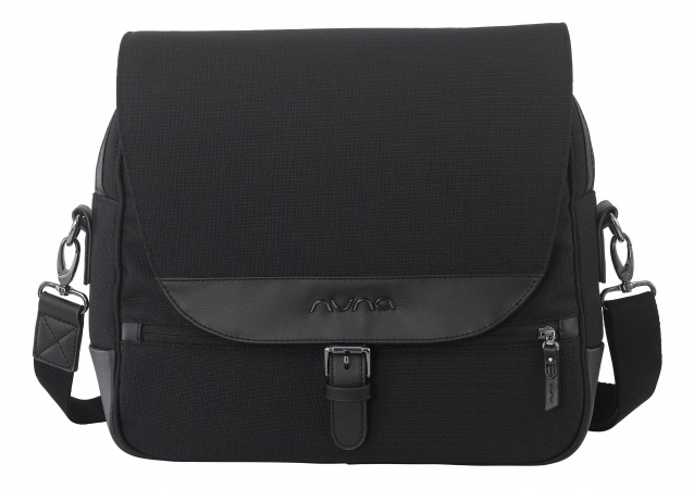 Nuna Diaper Bag Caviar