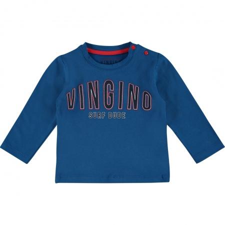 Vingino T-Shirt Josah Pool Blue
