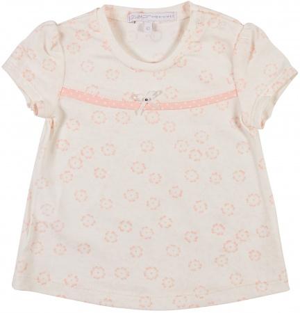Gymp Babykleding.Gymp T Shirt Korte Mouw Bow Offwhite Gymp Baby Dump