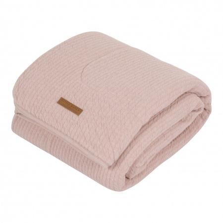 Little Dutch Deken Pure Pink  <br> 110 x 140 cm