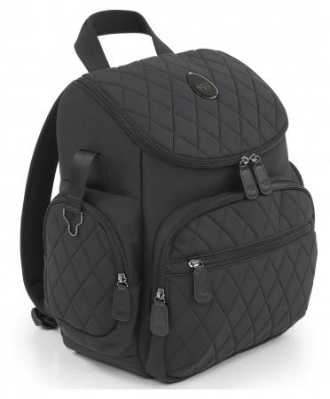 Egg Backpack Just Black