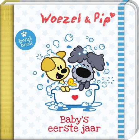 Imagebooks<br> Woezel & Pip Baby's Eerste Jaar