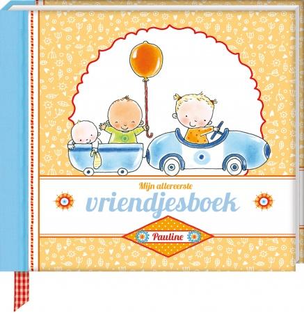Pauline Oud<br> Mijn Eerste Vriendjesboek