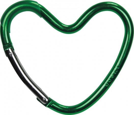 Dooky Hook Hearts Groen