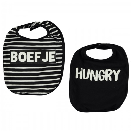 Babylook Slabber Boefje/Hungry