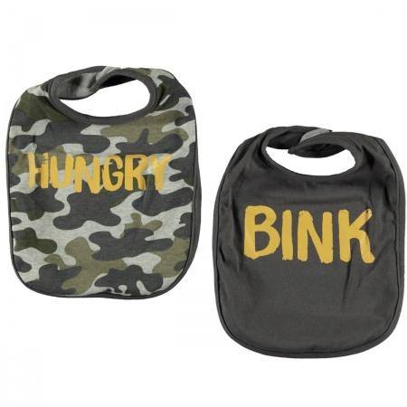 Babylook Slabber Hungry/Bink