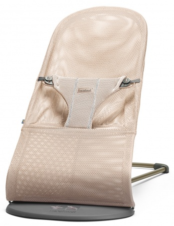 Baby Björn® Bliss Mesh Pearly Pink
