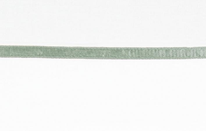 Briljant Laken Bies Stone Green<br/ > 75 x 100 cm