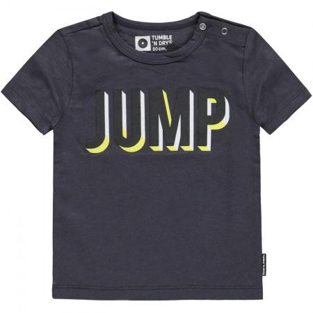 Tumble 'N Dry T-Shirt Adave Grey Dark mt.74