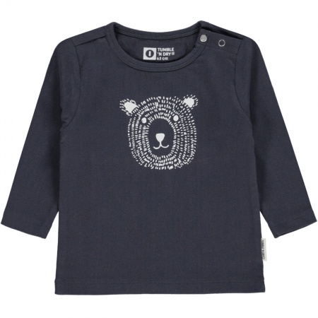 Tumble 'N Dry T-Shirt Qam Blue Dark