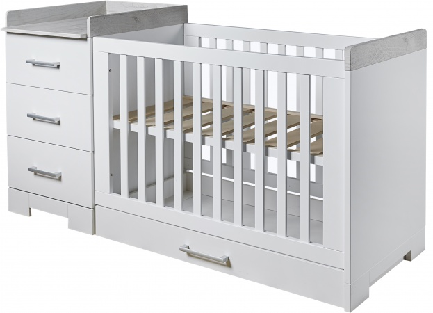 Ledikant Te Koop.Combi Ledikant Commode Futura Babykamers Baby Dump