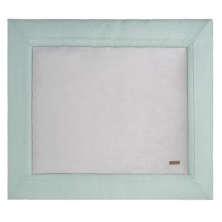 Baby's Only Boxkleed Sparkle Goud-Mint Mêlee   85 x 100 cm