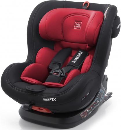 Babyauto Biro Fix Zwart/Rood