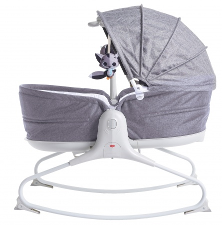 Tiny Love 3-in-1 Cozy Rocker Napper Grey