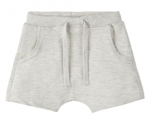 Name It Shorts Jetop Grey Melee