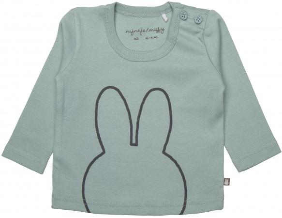 Nijntje/Miffy T-Shirt Nijntje Bluegreen