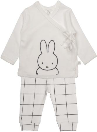Nijntje/Miffy Pyjama Nijntje Offwhite