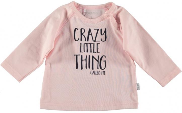 acdd762ad94a7b BESS T-Shirt Crazy Pink   BESS T-Shirt   Baby-Dump