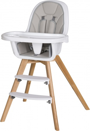 Schardt High Chair Holly Grey