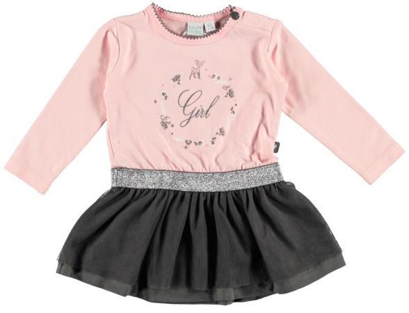 Babylook Jurk Girl Pink