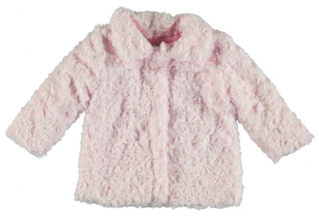 Babylook Jas Fake Fur Pink