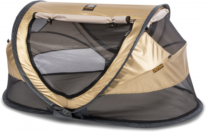 Deryan Travel-Cot Peuter Luxe Gold 2020