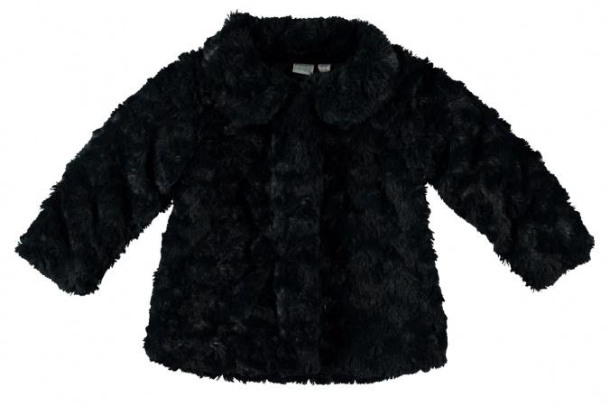 Babylook Jas Fake Fur Navy