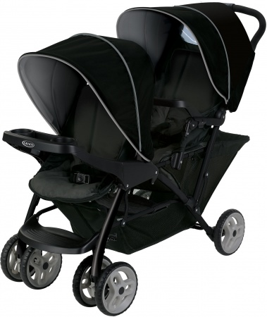 Graco Stadium Duo Black