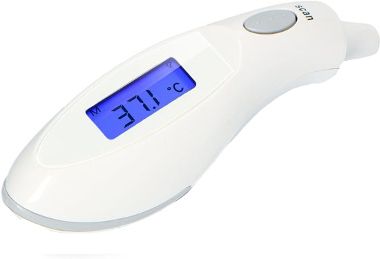 Alecto Infrarood Oorthermometer