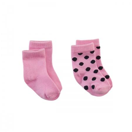 Z8 Sokjes Mississippi 2pck Pretty Pink/Navy