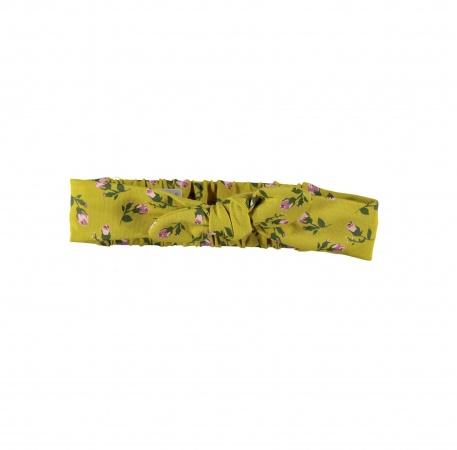 BESS Haarband Flowers Ocre