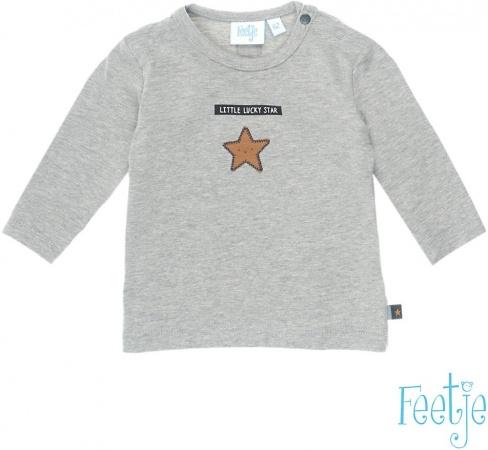 Feetje T-Shirt Little Grijs