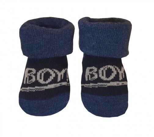 Babylook Sokjes Boy Blue