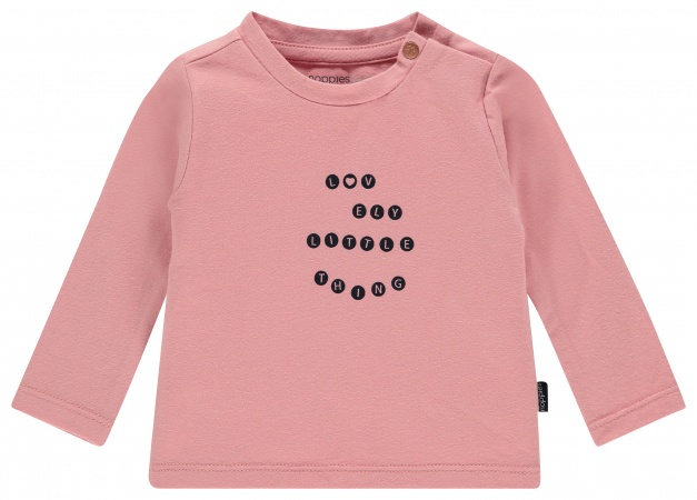 Noppies T-Shirt Coppell Blush
