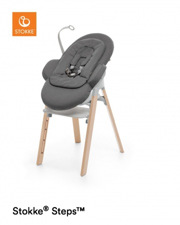 Stokke® Steps™ Newborn Set Deep Grey