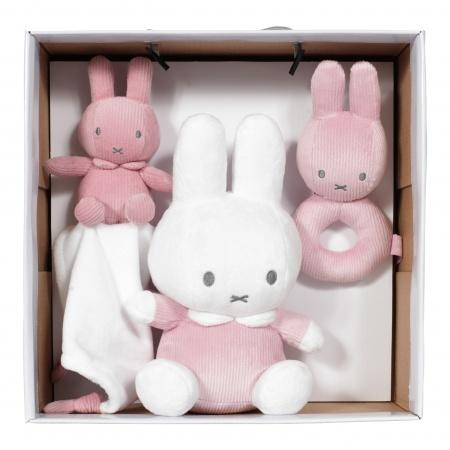 Tiamo Nijntje Rib Roze Gift Set
