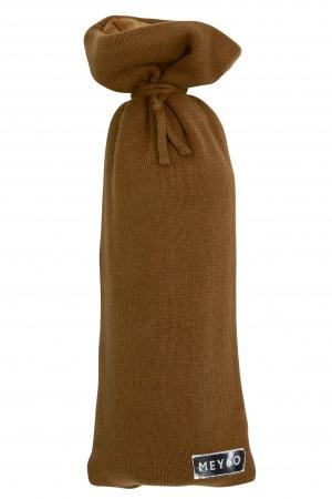Meyco Kruikenzak Knit Basic Camel