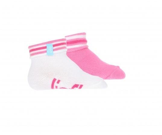 Lief! Sokjes Pink White