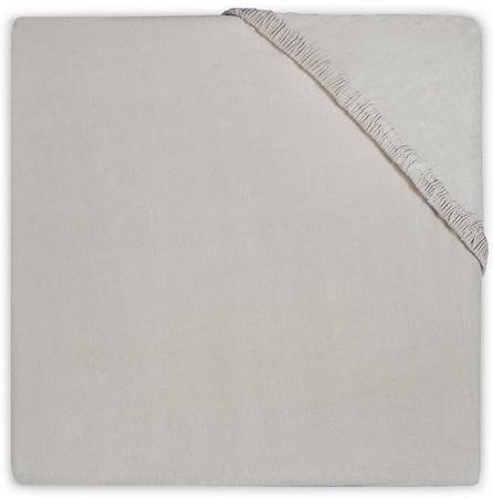 Jollein Hoeslaken Boxmatras Jersey Sand 75 x 95 cm