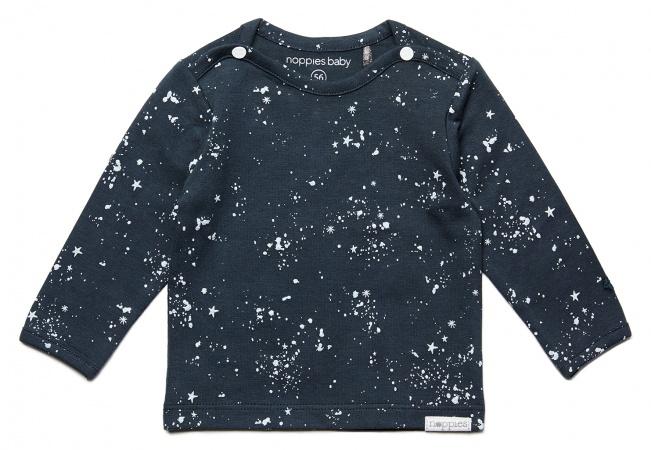Noppies T-Shirt Gale Dark Slate