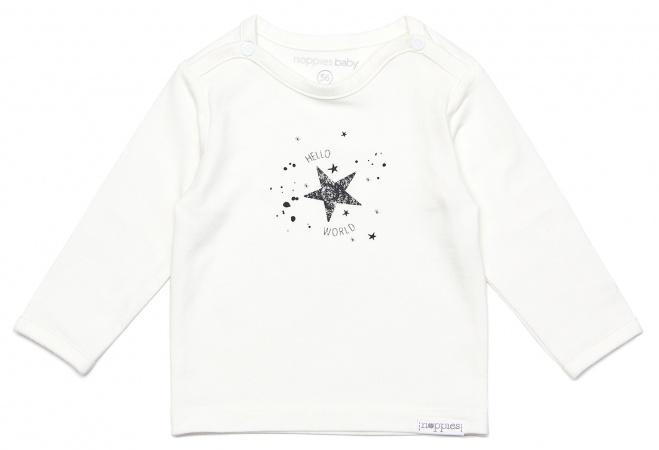 Noppies T-Shirt Lux Snow White