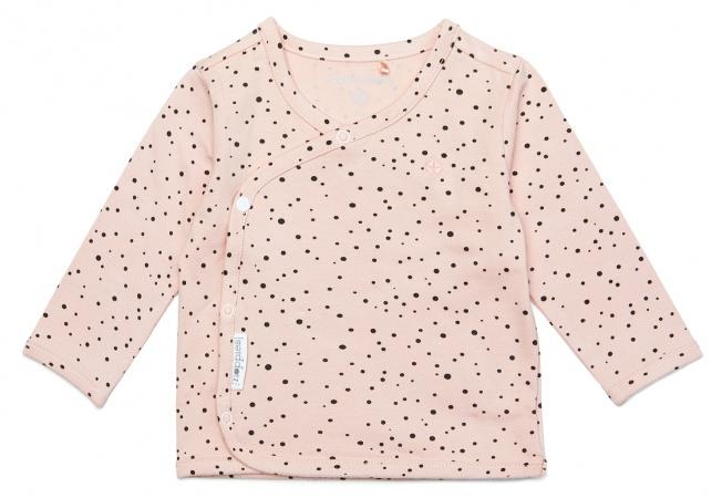 Noppies T-Shirt Overslag Lyoni Peach Skin