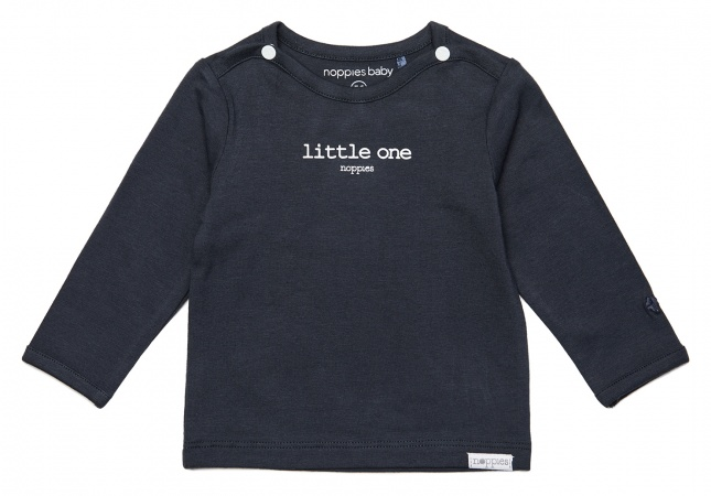 Noppies T-Shirt Hester Charcoal