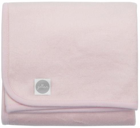 Jollein Deken Soft Pink <br>  75 x 100 cm