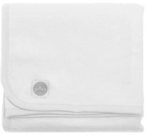 Jollein Deken White <br>  100 x 150 cm