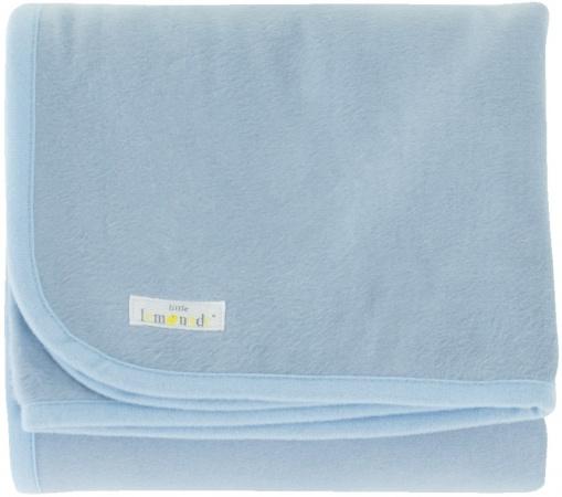 Little Lemonade Deken Dusty Blue 100 x 150 cm
