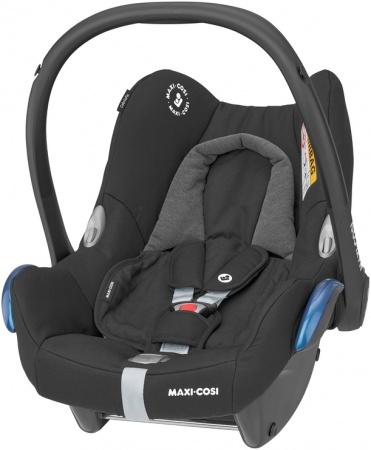 Maxi-Cosi CabrioFix Refresh Essential Black 2020