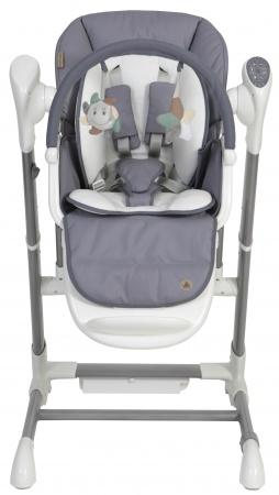 Topmark Xavi Swing/Kinderstoel Grey