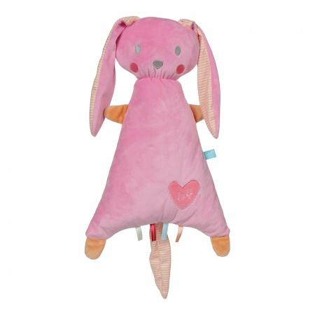 Lief! Knuffel Konijn Pink 35 Cm